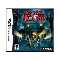 Monster House [ENG] (używana) (NDS)
