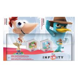 Disney Infinity 1.0 Phineas Agent P