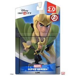 Disney Infinity 2.0 Super Heroes Loki