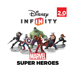 DISNEY INFINITY 2.0 MARVEL SUPER HEROES[POL] (nowa) (PS3)