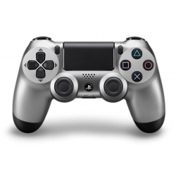 PlayStation DualShock 4 Wireless Controller Silver  (nowa) (PS4)