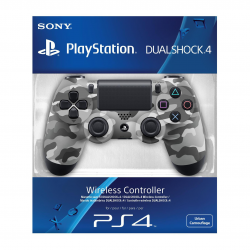 PlayStation DualShock 4 Wireless Controller Urban Camouflage(nowa) (PS4)