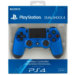 PlayStation DualShock 4 Wireless Controller Wave Blue  (nowa) (PS4)