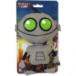 Ratchet And Clank Gamer Plush