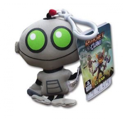 Ratchet And Clank Gamer Plush Small