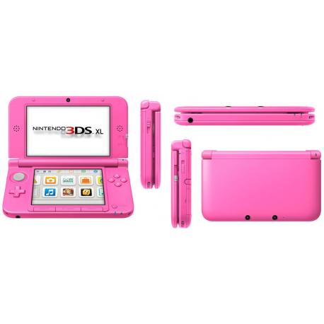 KONSOLA Nintendo 3DS XL PINK  (nowa)