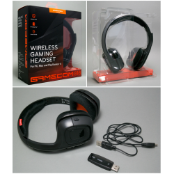 Gamecom 818 Wireless Gaming Headset