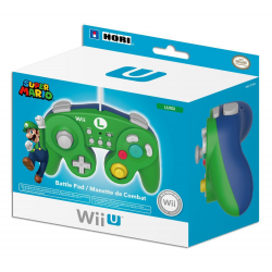 Nintendo GameCube Controller Super Mario Luigi (nowa) (WiiU)