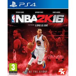 NBA 2K16 [ENG] (używana) (PS4)
