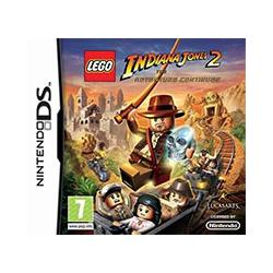 LEGO Indiana Jones 2 The Adventure Continues [ENG] (używana) (NDS)