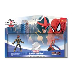 Figurki Infinity 2.0 Marvel Spiderman świat (nowa)