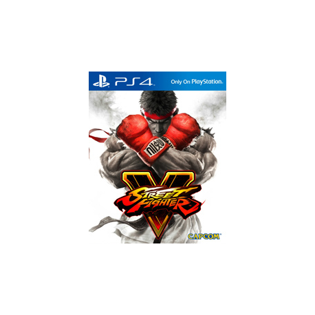 STREET FIGHTER V [POL] (nowa) (PS4)