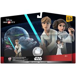 Figurki Infinity 3.0 Anakin i Leia Świat  (nowa) (PS4)