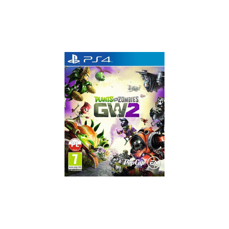 PLANTS VS ZOMBIES GARDEN WARFARE 2 [pl] (nowa) (PS4)