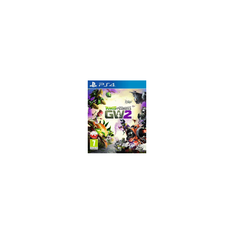 Plants Vs Zombies Garden Warfare 2 Pl Nowa Ps4 X