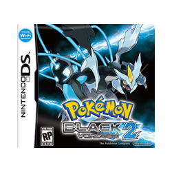 Pokemon Black 2 [ENG] (używana) (NDS)