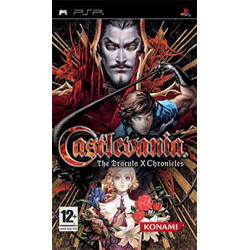 Castlevania The Dracula X Chronicles [ENG] (używana) (PSP)