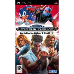Sega Mega Drive Collection [ENG] (używana) (PSP)