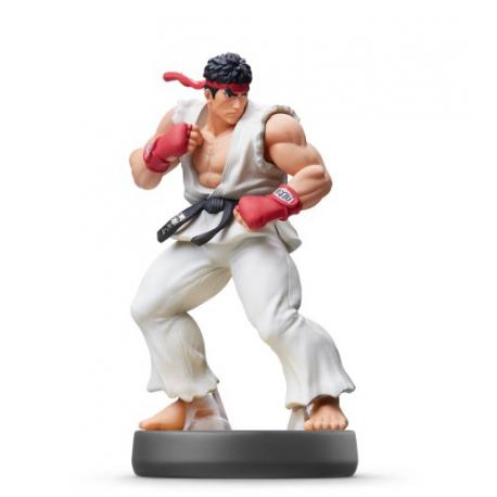 Ryu Super Smash Bros Amiibo [ENG] (nowa) (WiiU)