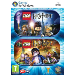 LEGO HARRY POTTER  I-VII [POL] (nowa)