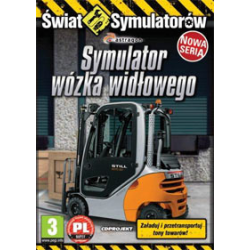 Symulator wózka widłowego [POL] (nowa) (PC)