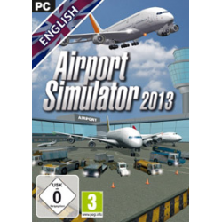 Symulator lotniska 2013 [POL] (nowa) (PC)