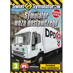 Symulator wozu dostawczego [POL] (nowa) (PC)
