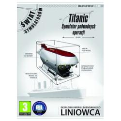 Titanic Symulator Podwodnych Operacji [POL] (nowa) (PC)