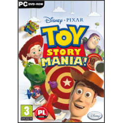 Toy Story Mania [POL] (nowa) (PC)
