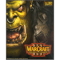 Warcraft III Reign of Chaos [POL] (nowa) (PC)