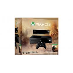 XBOX ONE Basic 500 GB + KINECT  + TITANFALL NOWA