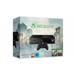 Konsola XBOX ONE 500 GB GRA ASSASSIN'S CREED UNITY (nowa)
