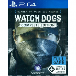 WATCH DOGS  COMPLETE EDITION  [POL] (nowa) (PS4)