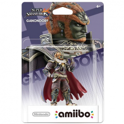 amiibo Smash Ganondorf 41  (nowa)