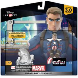 Disney Infinity 3.0 Marvel's Battlegrounds  (nowa)