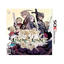 The Legend of Legacy [ENG] (nowa) (3DS)