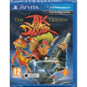 THE JAK  AND DAXTER  TRILOGY[POL] (używana) (PSV)