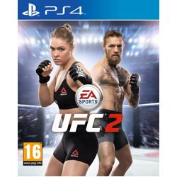 EA Sports UFC 2 [ENG] (używana) (PS4)