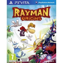RAYMAN ORIGINS  [ENG] (używana) (PSV)