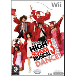 High School Musical 3 Senior Year - Dance! [ENG] (używana) (Wii)