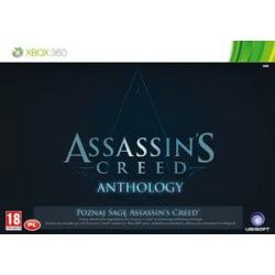 Assassin's Creed ANTHOLOGY [POL] (używana) (X360)