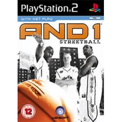 And 1 Streetball [ENG] (używana) (PS2)