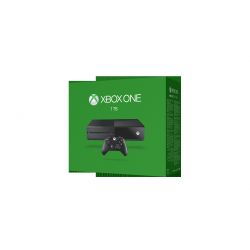 Xbox One Basic 1tb (używana)