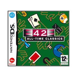 42 All-Time Classics [ENG] (używana) (NDS)