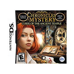 Chronicles of Mystery Curse of the Ancient Temple [ENG] (używana) (NDS)
