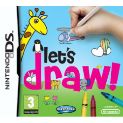 Let's draw [ENG] (używana) (NDS)