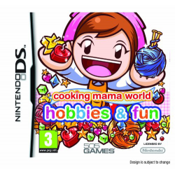 Cooking mama world hobbies and fun [ENG] (używana) (NDS)