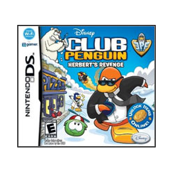 Club Penguin Elite Penguin Force Herbert's Revenge [ENG] (używana) (NDS)