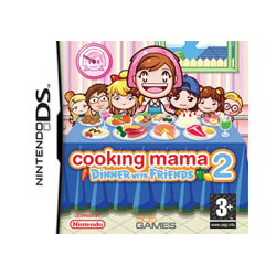 Cooking Mama 2 Dinner with Friends [ENG] (używana) (NDS)