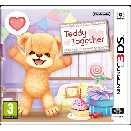 Teddy Together [ENG] (nowa) (3DS)